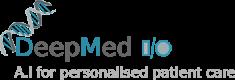 DeepMed I/O Logo