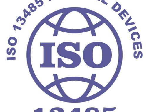 EN ISO13485:2016 certification granted